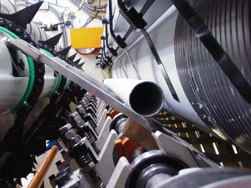 780C Automatic Industrial Rewinder