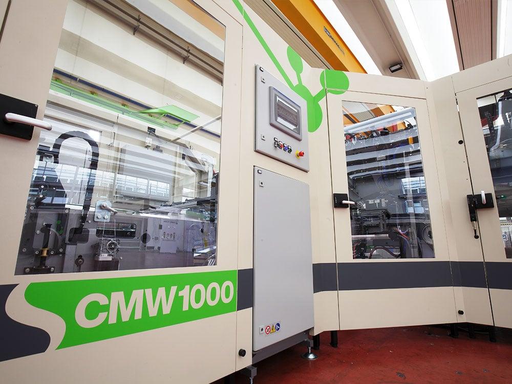 CMW1000 Casmatic Wrapper